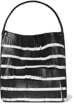 Proenza Schouler Fringed leather tote