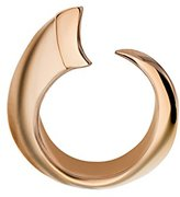 Shaun Leane Women's Rose Gold Vermeil Sterling Silver Tusk Ring - Size M