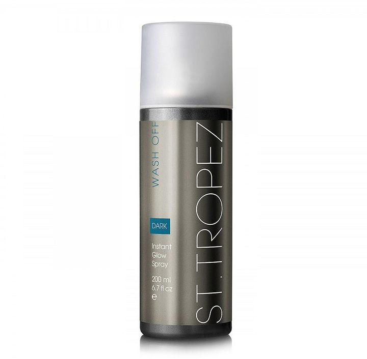 St. Tropez Wash Off Instant Glow Spray Dark, Dark 6.7 oz (200 ml)