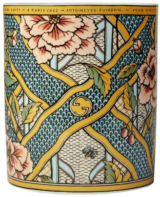 Gucci MEHEN XXL FLORAL PRINTED CANDLE