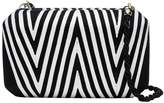 Natori Beatriz Clutch Black/White