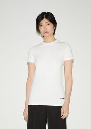 Jil Sander Cotton T-shirt - 3 Pack