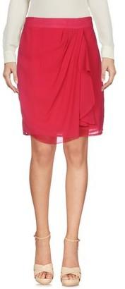 Cuplé Knee length skirt
