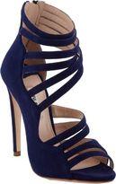 Miu Miu Asymmetric Strappy Sandals