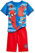 Nannette 2-Pc. Knit Shirt & Shorts Set, Toddler & Little Boys (2T-7)