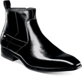 Stacy Adams Men's Montrose Plain-Toe Side-Zip Boots