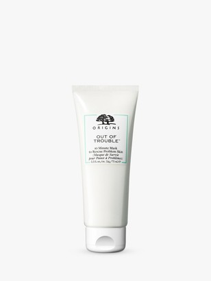 Origins Out of Trouble 10 Minute Mask to Rescue Problem Skin, 75ml