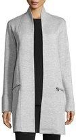 Nic+Zoe Modernist Trench Coat, Plus Size