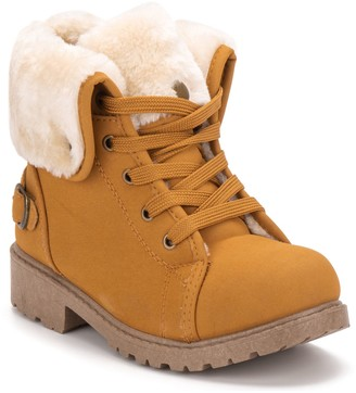 OLIVIA MILLER Classic Girl's Ankle Boots