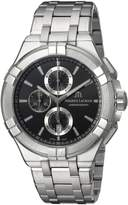 Maurice Lacroix Men's AI1018-SS002-330-1 Aikon Analog Display Quartz Silver Watch