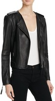 Joie Margolin Lambskin Motocross Jacket