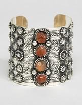 Asos Stone Cuff Bracelet