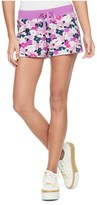 Juicy Couture Micro Terry Seaside Floral Short