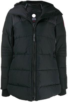 Canada Goose Quilted Puffer Coat