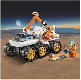 Lego 60225 Rover Testing Drive Space Port Vehicle