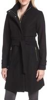 Vince Camuto Women's Flange Belted Coat