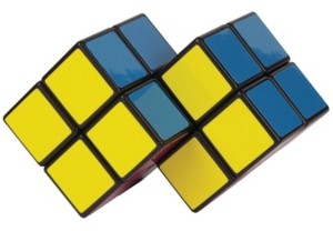 Family Games Inc. Big Multicube - Double Cube Puzzle