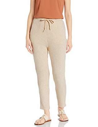 RVCA Junior's Twilight Sweater Knit Highrise Pant