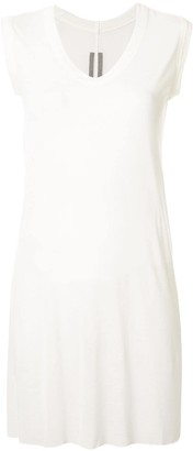 Rick Owens v-neck sleeveless top