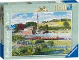 Ravensburger Day In The Country The Steam Mill 1000pc