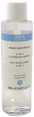 REN Unisex 6.8Oz Rosa Centifolia 3-In-1 Cleansing Water