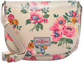 Cath Kidston Windflower Bunch Large Curved Saddle Bag