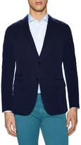 Ermenegildo Zegna Cotton Notch Lapel Sportcoat