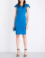 Roland Mouret Tournay wool-crepe dress