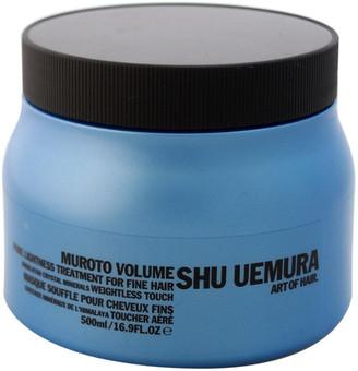 shu uemura 16.9Oz Muroto Volume Pure Lightness Treatment Masque