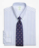 Brooks Brothers Non-Iron BrooksCool® Madison Fit Split Stripe Dress Shirt