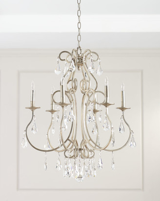 Swarovski Ashton 6-Light English Chandelier