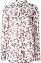 Forte Forte floral print shirt - women - Silk/Cotton - I