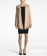 Calvin Klein Embellished Stones Half Moon Evening Wrap