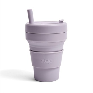 Stojo Biggie Collapsible Cup Lilac 16 Oz