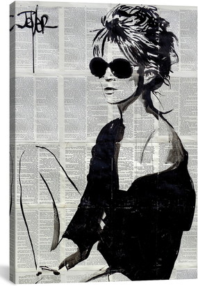 iCanvas Summers End by Loui Jover Giclee Print Canvas Art