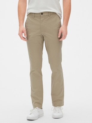 Gap Modern Khakis in Athletic Taper with GapFlex