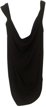 Galliano Black Top for Women