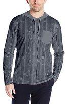 UNIONBAY Men's Atlantic Long-Sleeve Knit Hoodie