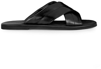 To Boot Costa Rica Leather Flat Sandals