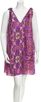 Zimmermann Sleeveless Silk Dress