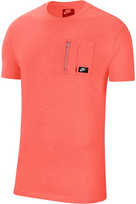 Nike Modern Essentials Lightweight Mix Short Sleeve Top