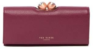 Ted Baker Textured Kisslock Bobble Matinee Wallet