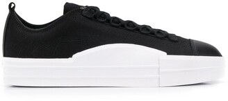 Y-3 Low Top Flat Sneakers