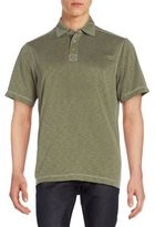 Saks Fifth Avenue Jersey Polo Shirt