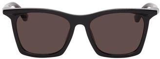 Balenciaga Black Square Sunglasses