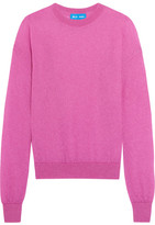 MiH Jeans Inka Mohair-blend Sweater - Pink