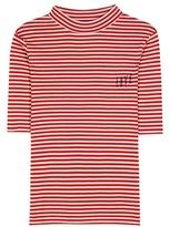 81 Hours 81hours Elfie Love striped shirt