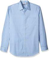 Van Heusen Men's Traveler Stretch Non Iron Long Sleeve Shirt