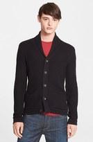 Rag & Bone Standard Issue 'Avery' Shawl Collar Cardigan