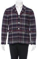 Moncler Gamme Bleu Giacca Virgin Wool Jacket
